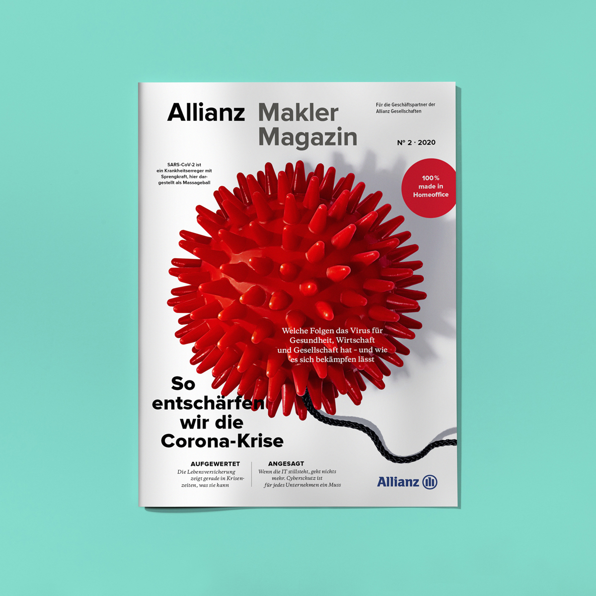 "Magazin ""Allianz Makler Magazin"""